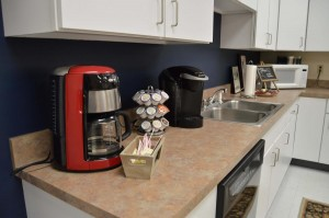 Keurig Coffee Machine always avaiable
